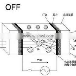 Switchable Pdlc Smart Film for Window Glass