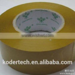 Best selling bopp color adhesive packing tape with strong bonding performance