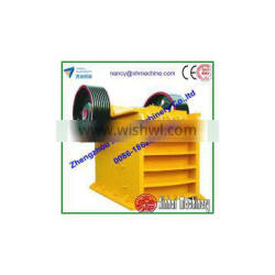 Attractive price professional technology PE jaw crusher