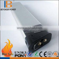 2014 hot sale deep cycle lithium manganese battery with fashionable appearance rechargeable