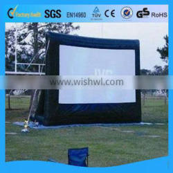 Modern antique big inflatable advertising screen