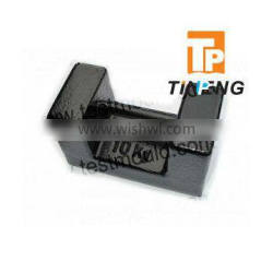 cast iron test weights 1kg~500kg with handle, calibration test weights
