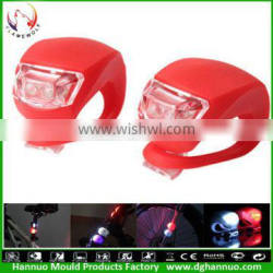 Promotional Multi-colorful led bicycle torch with CE ROSH (OEM WELCOME)