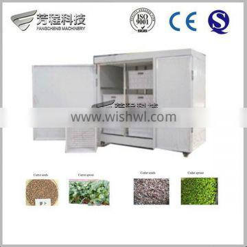 Good Quality Automatic Water Spray Barley Sprout Cultivating Machine