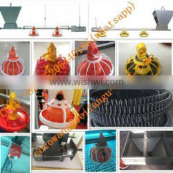Broiler Chicks Feeder/Waterer Drinker/Heater Machine For Sale In China