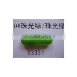 High quality hard gelatin colored blue printed empty capsules