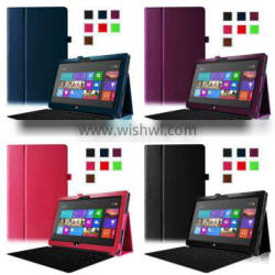 Kid proof 10.6 inch Portfolio Protective Case For Microsoft Surface Pro Tablet