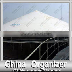 CE & ISO 9000 Double Membrane Gas Cover