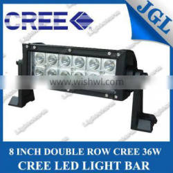 Two Rows 36W CREE SUV LED Work Light Bar For truck