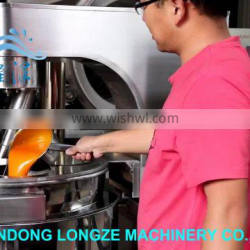 Factory supply automatic electromagnetic popcorn machine approved by CE SGS