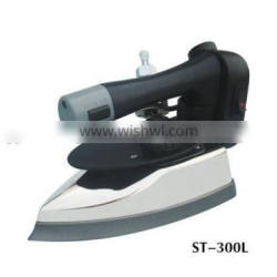 industrial electric iron gravity steam iron popular in India Silver star