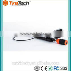 Live Image & Video CCTV Video Camera with Flexible Snake Tube for Inspection