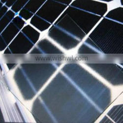 High transmittance 3.2 mm Anti- reflective tempered textured glass