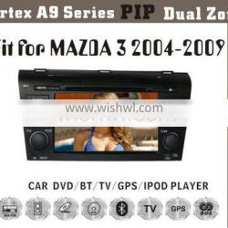 8inch HD 1080P BT TV GPS IPOD Fit for MAZDA3 2004-2009 car dvd player with gps