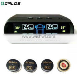 Wireless external car diagnostic tool auto tpms tyre pressure monitoring system sensors valve