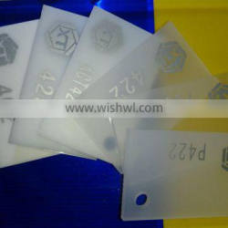Clear Extrusion Acrylic Sheet