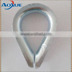 metal Wire Rope Thimble DIN3090