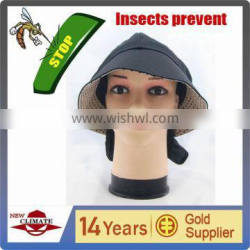 functional lady hat anti pest out door