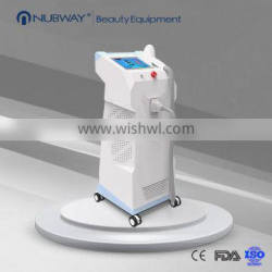 2016 Most popular!!!Diode laser hair removal machine/ permanent hair removal for beauty salon&clinic