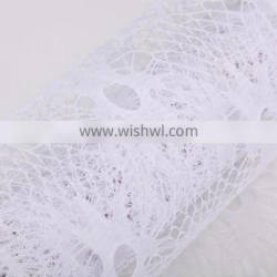 2015 Most Popular Products China Raw Silk Yarn Knitted Plastic White Wire Mesh Fence Roll