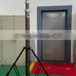 Hot selling cctv camera stainless steel security mast