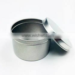 Chinese factory large travel candle aluminum tin cans