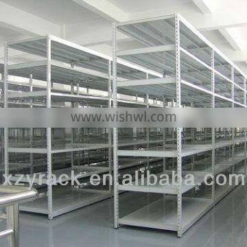 bulk storage shelf, medium duty storage rack