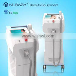 600 Watt big output energy all color hair removal electric hair removal machine epilator