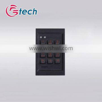 Small access control keypads for door access control