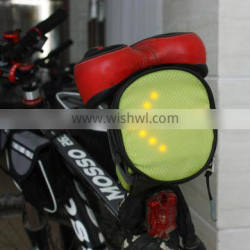 factory oem LED Light Turn signal bike tail all kinds of price bmx bicycle bag