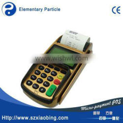 GPRS handheld pos devices with rfid