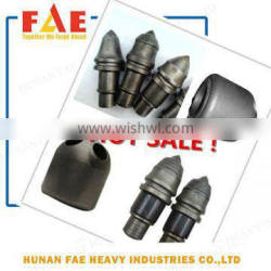 High toughness miner drill bits coal mining drill rig shank, blocks and sleeves coal mining bits