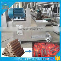Durable forming tube in wood charcoal making machine for bbq