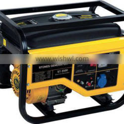 3000w gasoline generator 3 phase strong power
