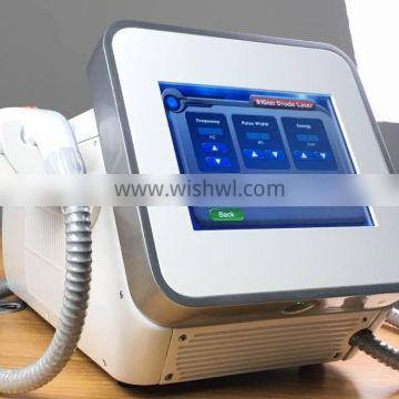 Competitive price hotsell salon equipment laser hair removal/ mixed diode laser