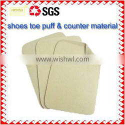 shoes toe puff and counter material material for high heel shoes