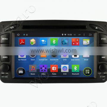 Wecaro WC-MB7507 Android 4.4.4 car dvd player 1080p radio for Benz Vito w638 2004 2005 2006 Wifi&3G