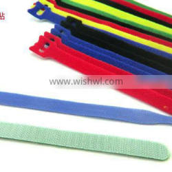 manufacturers printed custom hook loop small electrical cables tie