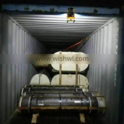 For Electric Furnace Smelting Anti Oxidation Coating Hp Graphite Electrode