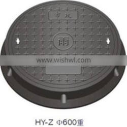 EN124 High Quality Water Grate Manhole Cover GRP Gully Grating