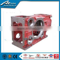 Heavy Diesel Engine Parts S1100 Aluminum Cylinder Block