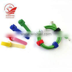 Reusable Nylon Strap Hook and Loop Cable Cord Ties