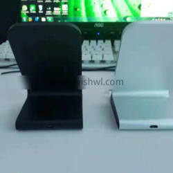 Samsung Wireless Cell Phone Charger Charging Vertical Stand Charger Fast Portable