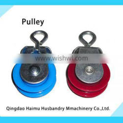 Manufacturer sell many sizes of pulleys multifunction pulley