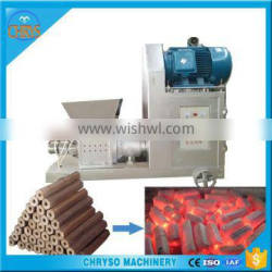 High quality convenient wood activated charcoal machine