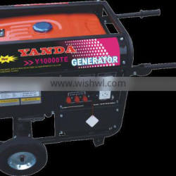 Y10000 gasoline generator, price of dc generator competitive