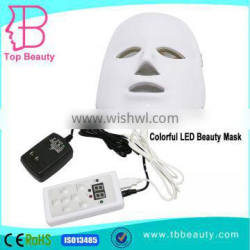 2015 new design best PDT led photodynamic light therapy acne treatment facial mask at home
