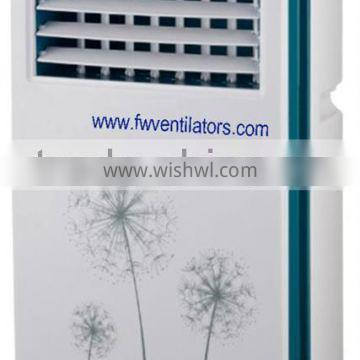 Kenya outdoor new plastic floor stand mobile air conditioning
