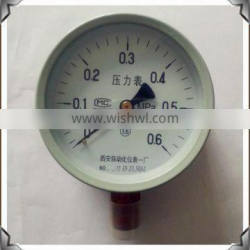 Wise stainless steel water pressure gauge
