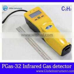 PGas-32-C2H2 Support for custom mining co detector Gas tester